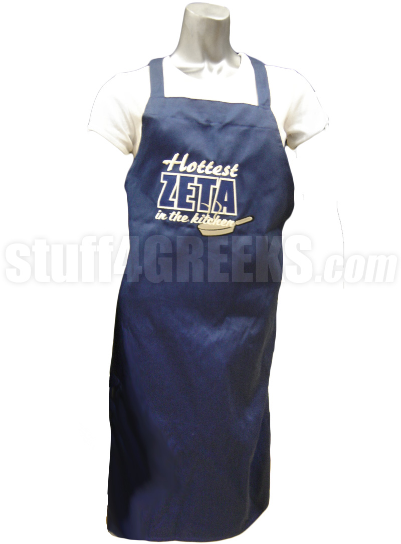 ... Kitchen Apron, Royal Blue. Zoom