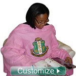 Custom Snuggie