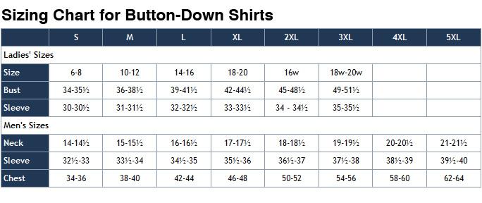 Custom Ladies Sorority Button Down Shirt
