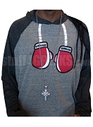 Custom Knockout Pullover Sweatshirt