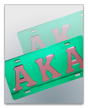 Alpha Kappa Alpha Accessories