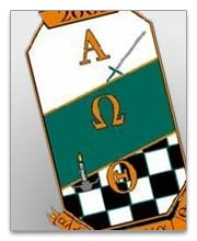 Alpha Omega Theta Christian Fraternity Dog Tags