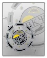 Beta Kappa Psi Dog Tags