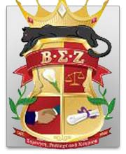 Beta Sigma Zeta Dog Tags