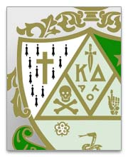 Kappa Delta Dog Tags