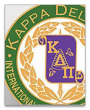 Kappa Delta Pi Dog Tags