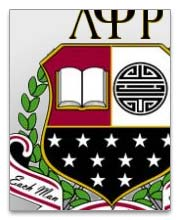 Lambda Psi Rho Dog Tags