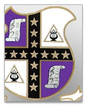 Mu Phi Epsilon Dog Tags