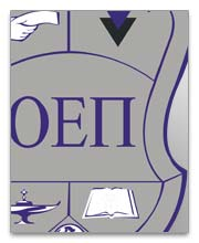Omicron Epsilon Pi Dog Tags