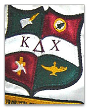 Kappa Delta Chi Dog Tags