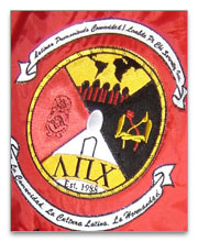 Lambda Pi Chi Dog Tags