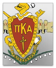 Pi Kappa Alpha Fraternity Dog Tags