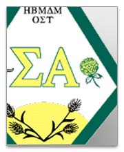 Sigma Alpha Dog Tags