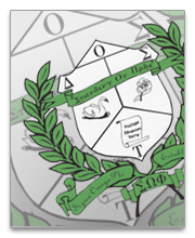 Sigma Omega Phi Sorority Dog Tags