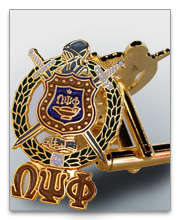 Omega Psi Phi Accessories