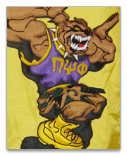 Omega Psi Phi Patches