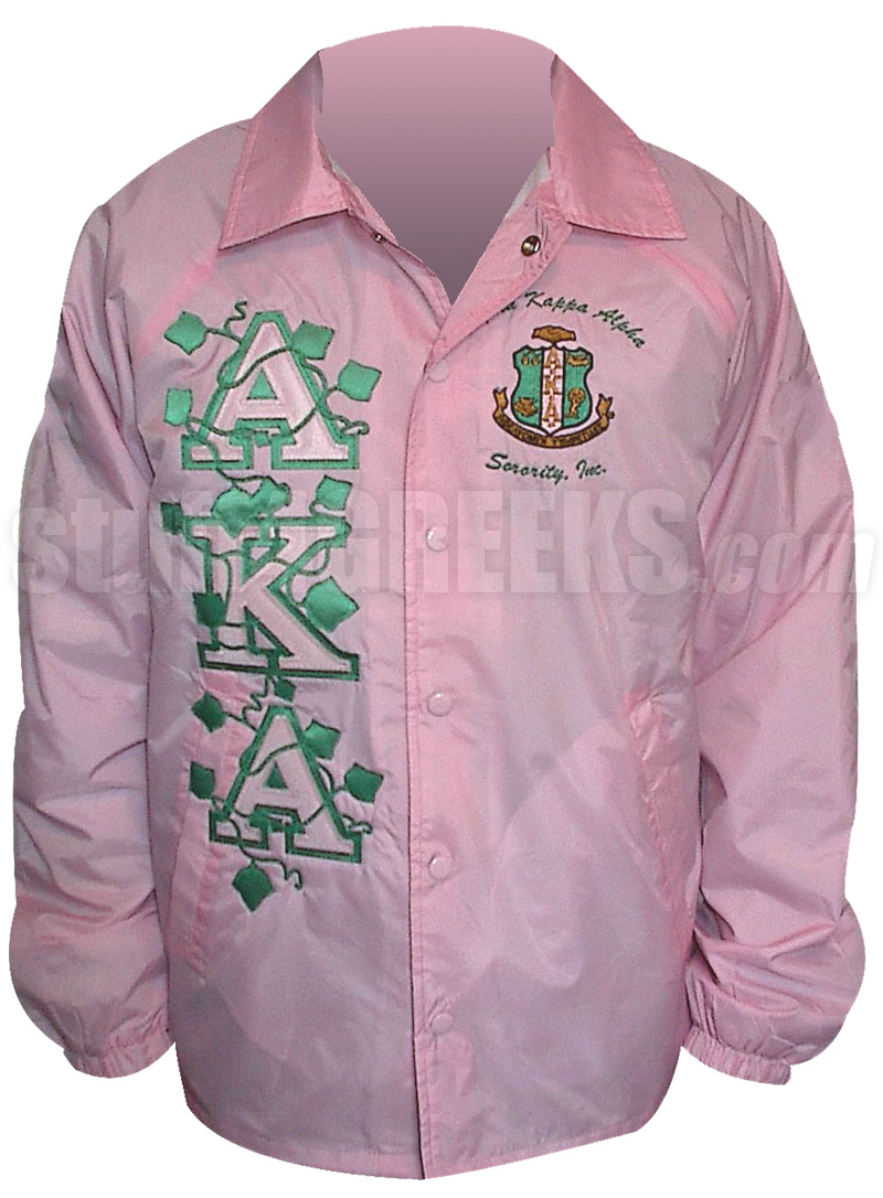 aka crossing jackets