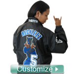 Custom Greek Line Jacket: Build Your Own Crossing Jacket