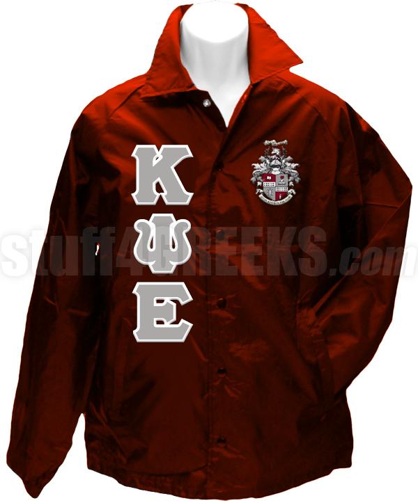 Kappa Epsilon Psi Apparel Kappa Psi Epsilon Line Jacket