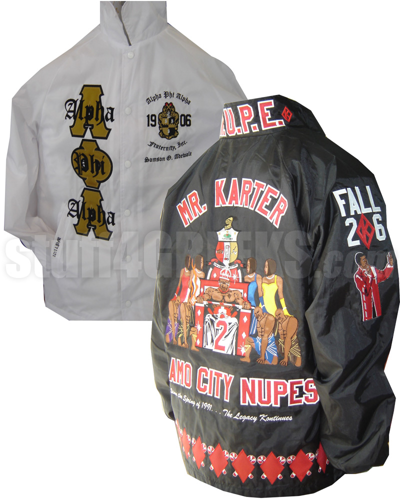 Greek Store Sigma Psi Phi Line Jacket Greek Clothing Greek Gear