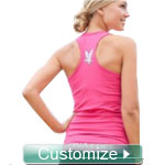 Custom Athletic Racerback Tank