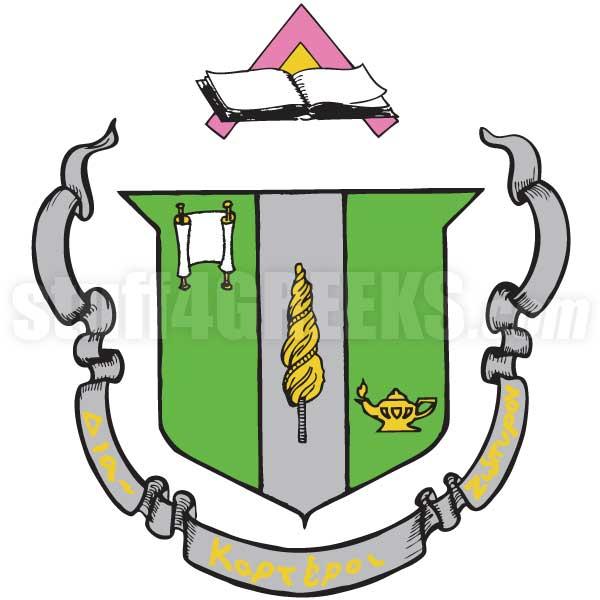 Delta Zeta Crest Icon