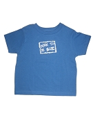 Born Blue (Phi Beta Sigma) Screen Printed T-Shirt
