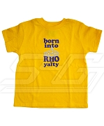 Born into RHOyalty Sigma Gamma Rho Screen Printed T-Shirt
