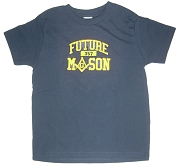Future Mason Screen Printed T-Shirt