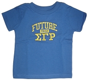 Future Sigma Gamma Rho Screen Printed T-Shirt
