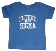 Future Sigma (Phi Beta Sigma) Screen Printed T-Shirt