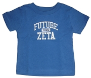 Future Zeta (Zeta Phi Beta) Screen Printed T-Shirt