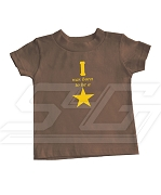 I was born to be a Star Screen Printed T-Shirt