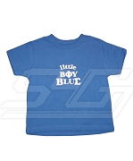 Little Boy Blue Phi Beta Sigma Screen Printed T-Shirt