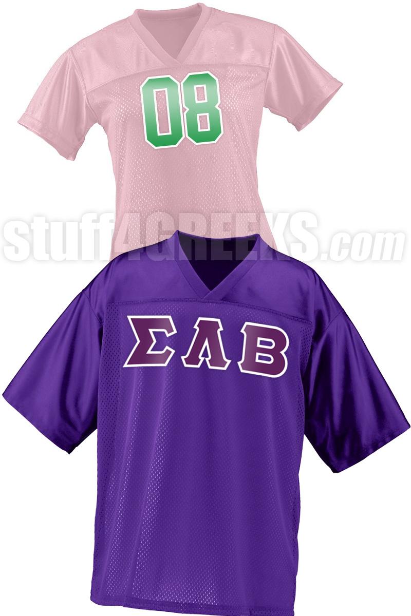 Design your own football jersey t-shirt - Custom Greek Football Jersey Zoom