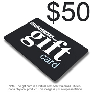 $50 stuff4GREEKS Gift Card