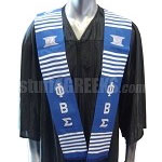 Greek Graduation Stoles