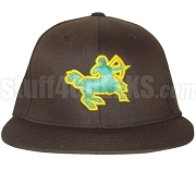 Iota Phi Theta Baseball Cap with Centaur, Brown