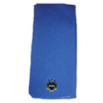 Tau Beta Sigma Royal Scarf with Crest