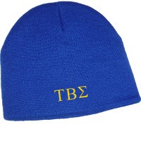 Tau Beta Sigma Knit Beanie Hat
