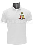 KAY Large Coat of Arms Polo Shirt