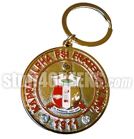 Kappa Alpha Psi Heavyweight Key Chain