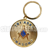 Mason Heavyweight Metal Key Chain (DISCOUNTINUED)