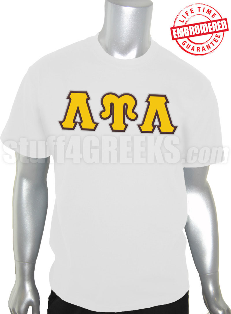 Alpha Kappa Alpha AKA Sorority Black Embroidered Shirt Greek Letters.  Paraphernalia. (Hidden Figured