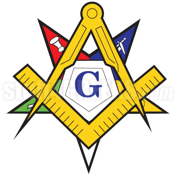 Masonic Patron Symbol Icon