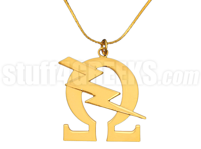 Omega psi phi 125 que bolt pendant gold sold out omega psi phi charm mozeypictures Choice Image