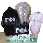 Sorority Neo Package: Customize for Any Sorority