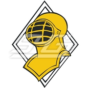 Diamond and Helmet Icon