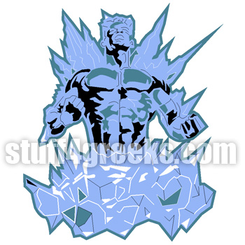 Ice Man #2 Icon