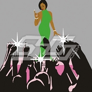 Alpha Kappa Alpha on Stage Icon